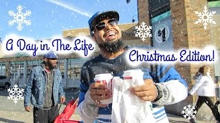 A Day In The Life - Christmas Edition | Vlog