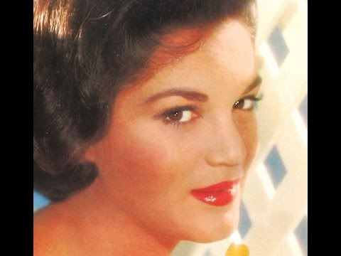 Connie Francis - Solamente Una Vez  {You Belong To My Heart}  (Spanish version)(6)