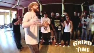 Grind Time Presents: Dirtbag Dan vs The Coroner