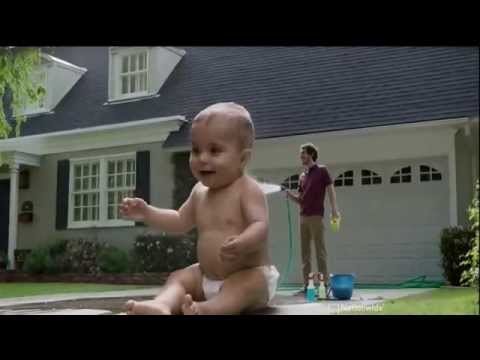 Car Insurance Commercial Guy Baby