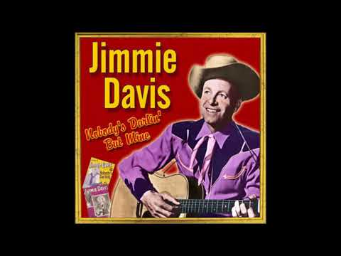 Early Jimmie Davis - Way Out On The Mountain (c.1928).**