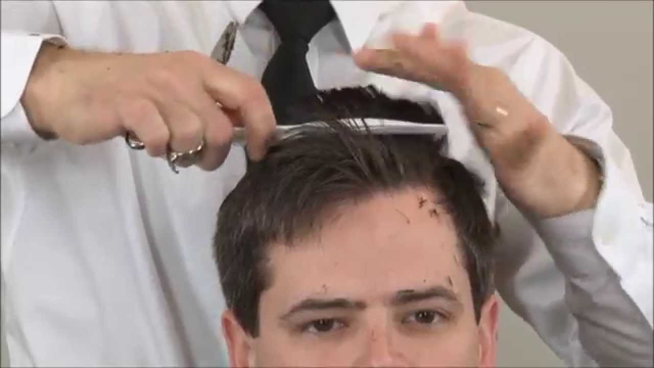 Ivy League Haircut With Fade Youtube