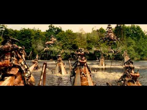 Random Movie Pick - Arthur a souboj dvou světů / Arthur et la guerre des deux mondes (2010) - český HD trailer YouTube Trailer