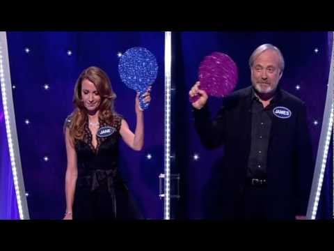 All Star Mr & Mrs  His & Hers round with Jane Seymour & James Keach