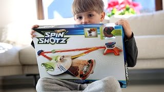 Hot Wheels Toy: Spin Shotz Set