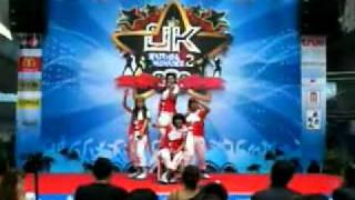 110612 E.QUAL cover 2NE1@ N-mark [ep2] Final stage first runner up