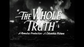 HD Film Trailer - The Whole Truth, 1958