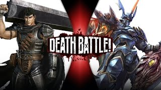 Guts VS Nightmare (Berserk VS Soul Calibur) | DEATH BATTLE!