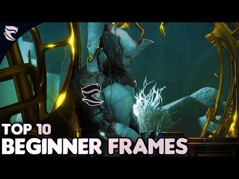 Warframe: Top 10 Warframes for BEGINNERS thumbnail