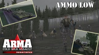 "ARMA: Resistance (Operation Flashpoint: Resistance) Mission 4 ""Ammo Low"""