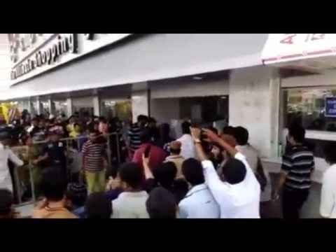 Imtiaz Super Market Biggest super makket in karachi Tottaly taraffic jam opening day of imtiaz hot