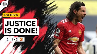Justice Is Done! | Tottenham Hotspur 1-3 Manchester United | Review