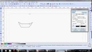 How to draw cyclohexan boat conformation in Chemsketch.