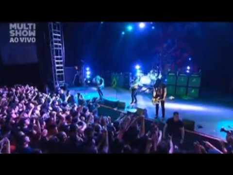 """Slash """"Welcome To The Jungle"""" Live Rio de Janeiro 02/11/2012"""