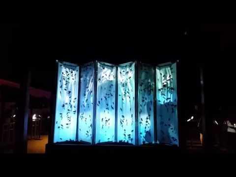 Art Aquarium Castle, Kyoto, Japan