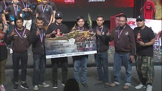 GRAND FINAL PROCLAZ vs MIB (FULL ROUND) - Crisis Action Offline Tournament Malaysia 2016