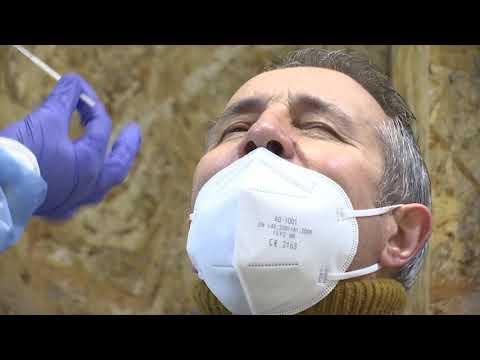 El comité clínico puso a Valdeorras en el foco por su alta incidencia 14/04/2021