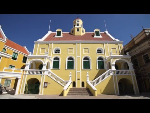 1. World Heritage City Willemstad - Punda