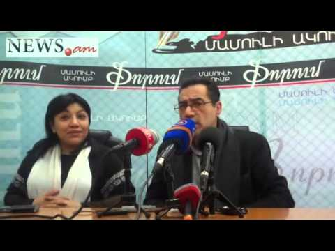 Rector of Yerevan Theater and Cinema Institute on student strikes