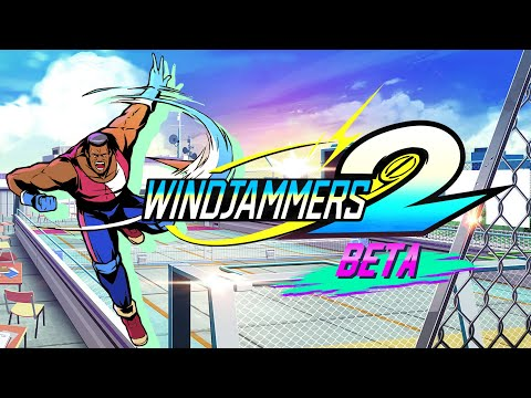 """Windjammers 2 - """"How to Play"""" by Gary Scott"""