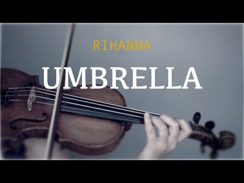 rihanna---umbrella-for-violin-and-piano-(cover)