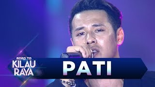 Video Bikin Baper Gara Gara Lagu Melow Dari Papinka [CINTA & LUKA] - Road To Kilau Raya (20/4) download MP3, 3GP, MP4, WEBM, AVI, FLV Oktober 2018