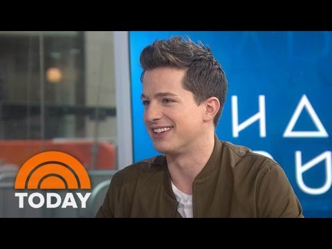 Charlie Puth Talks New Album 'Nine Track Mind,' Meeting Harry Styles | TODAY