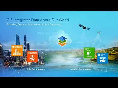 GIS Solutions for Sustainable Development Goals Webinar