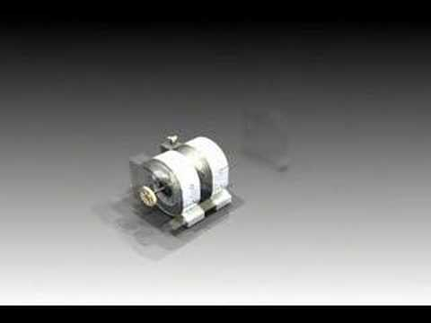 Wankel Engine animation
