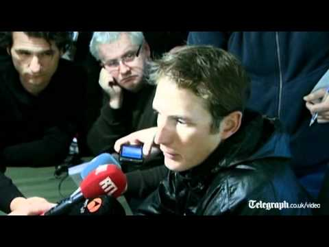 Andy Schleck says he gets no satisfaction from being named n