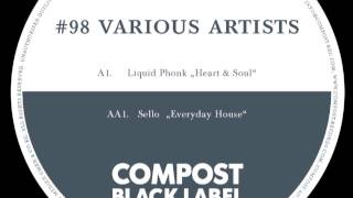 "Liquid Phonk - ""Heart & Soul"" (Compost Black Label #98)"