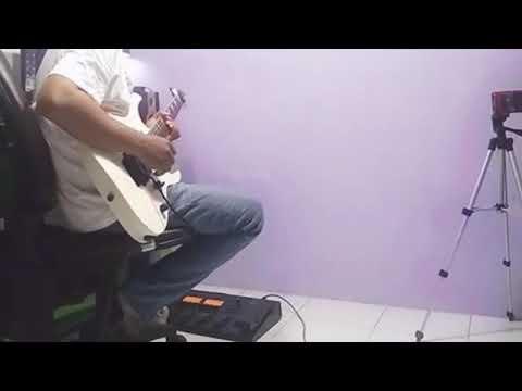 Rana duka -  Rhoma irama -  guitar cover by : Arnos kamjet