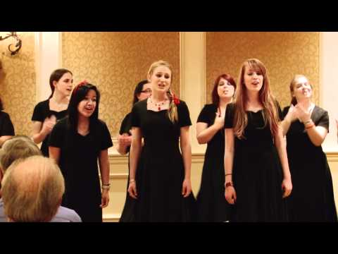 Albright Angels Perform One Fine Day