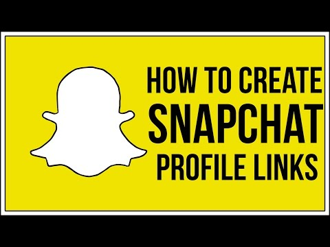 How To Create Snapchat Profile Links - Direct SNAPCHAT LINK