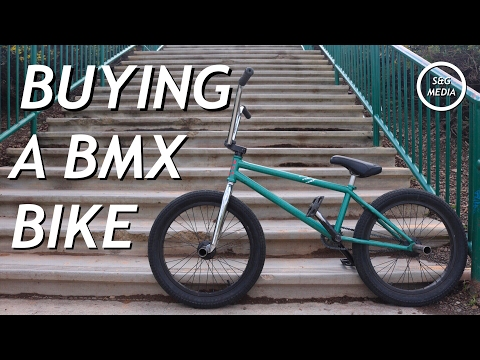 Bmx buying guide - BMX FOR BEGINNERS