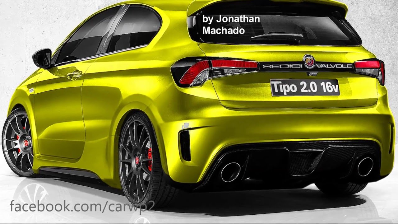 jms fiat tipo coup abarth tipo 3 portas abarth 2018 fiat youtube. Black Bedroom Furniture Sets. Home Design Ideas