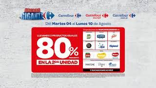 ¡Esta semana Carrefour es GIGANTE!