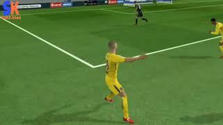 "Sahil.k skills & goals || 2018"" HD || by dream league soccer 18"
