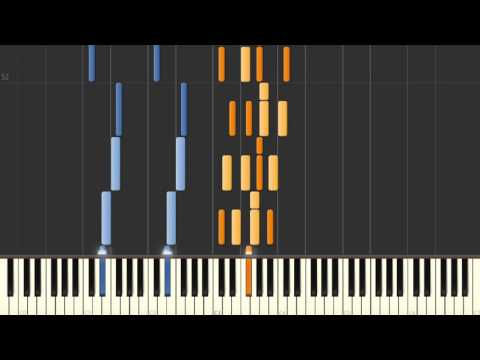 Tara's Theme (from Gone with the Wind OST) - Piano Tutorial