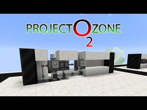 Project Ozone 2 Kappa Mode - HDPE [E71] (Modded Minecraft Sky Block)
