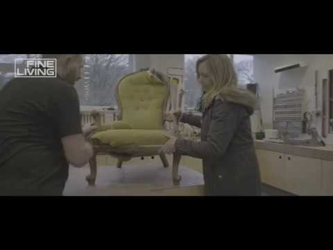 Restoring a Victorian Spoon-Back Chair - Fine Living Channel Chair Restoration