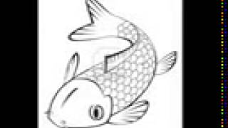 easy draw  noodling catfish draw