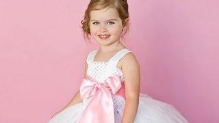 видео Новогодние платья для девочек - купить в интернет магазине детских платьев