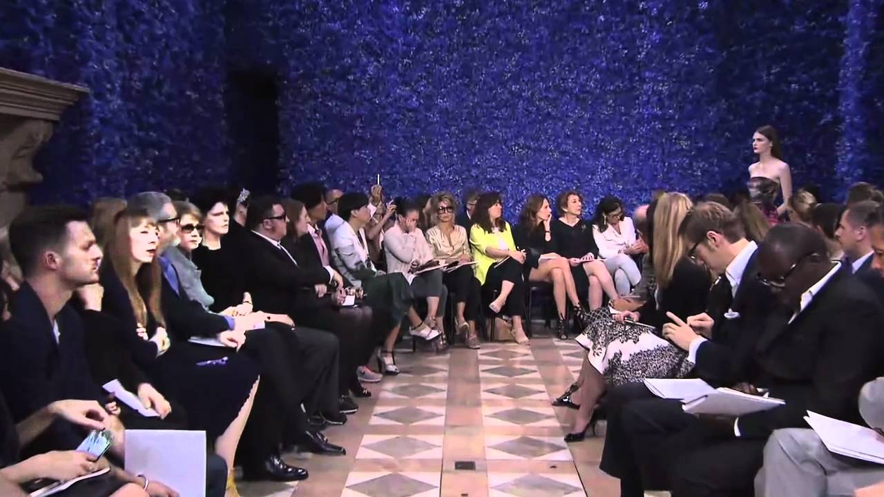 Christian Dior Haute Couture Fall/Winter 2012 Full Show | EXCLUSIVE | HD