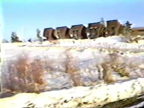 Norway House and Cross Lake, Manitoba 1984