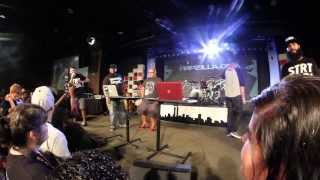 Dirty Rice Vs The Bridge - Rapzilla.com Beat Battle 2013 (@dirtyricemusic @djefechto @dsteelemusic)