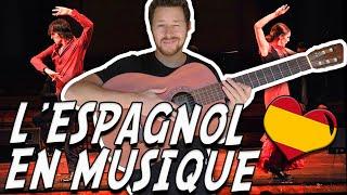 7 CONSEILS pour apprendre l'Espagnol en 🎼MUSIQUE🎸 (+ une liste de MUSIQUES!)