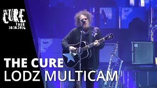 The Cure - Boys Don't Cry * Live in Poland 2016 HQ Multicam