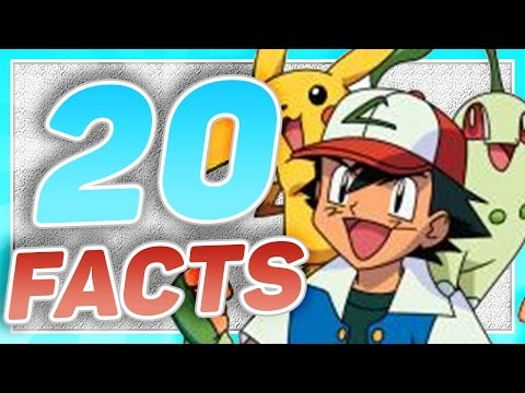 Free Download 20 Wth! Facts About:  Ash Ketchum Mp3 dan Mp4