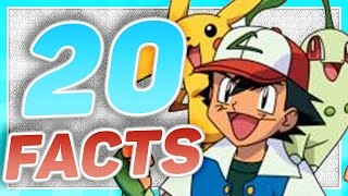 20 WTH! Facts About:  Ash Ketchum